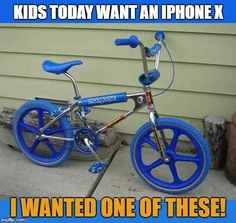 One of the coveted bikes lol