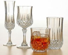 Traditional Glassware