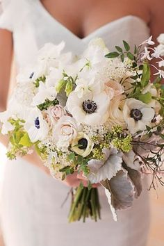 Vintage Wedding Flowers Bouquet 11