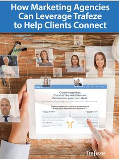 How Marketing Agencies Can Leverage Trafeze to Help Clients Connect via @Trafeze http://xtremefreelance.com/ro
