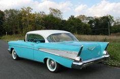 1957 Chevy Bel Air Hardtop V8 Auto PS ★。☆。JpM ENTERTAINMENT ☆。★。