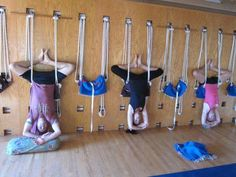 37 Best Iyengar Yoga Rope Wall Inversions images in 2016 | Iyengar