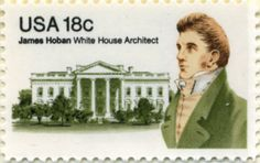 This is James Hoban the architect of the White House. He faced a deadline for finishing the President's House. It was supposed to be ready by November 1, 1800. The construction work took almost 8 years continuously.
