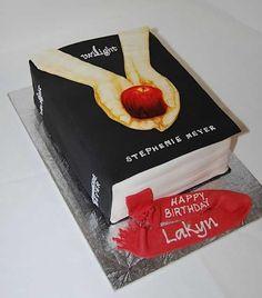 Twilight party ~ cake