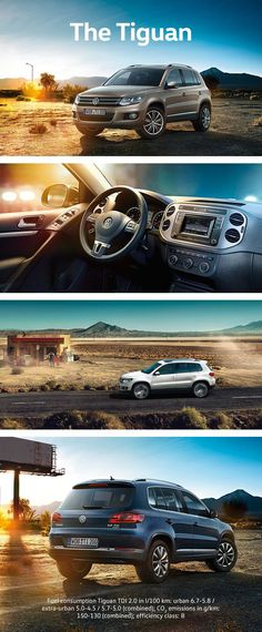 Cool Volkswagen 2017: Made for the city and the countryside, the Volkswagen Tiguan is a mid-sized SUV ... Car24 - World Bayers Check more at http://car24.top/2017/2017/03/29/volkswagen-2017-made-for-the-city-and-the-countryside-the-volkswagen-tiguan-is-a-mid-sized-suv-car24-world-bayers/