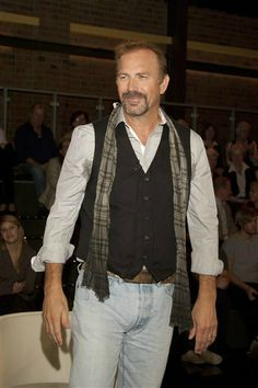 Kevin Costner~looking good