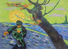 O Semeador - após Vincent Van Gogh