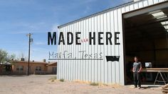 MADE HERE - SILLA by Jay Carroll. When furniture designer and maker Joey Benton of Marfa, Texas had a surplus of beautiful leather left over from a job he made lemonade by making sandals inspired by footwear of the past where there were no left and right. Here he explains the idea behind the sandals design and speaks about the wild possibilities and limitations that are part of living in the remote west texas desert town of Marfa, Texas. Primo Carrasco supplies the soundtrack and…
