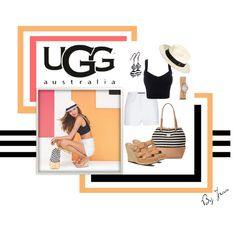 """""""Start Spring Bright with UGG"""" by jexy90 on Polyvore"""