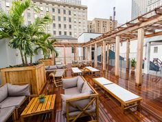 8 Essential New Orleans Rooftops for Outdoor Dining and Drinking New Orleans Bars, New Orleans Hotels, Visit New Orleans, New Orleans Louisiana, Rooftop Dining, Outdoor Dining, Outdoor Decor, New Orleans Bachelorette, Bridal Shower Questions