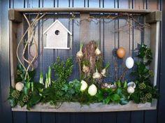 Op 3 april a.s. vanaf 19.30 uur organiseert Doortje Bomert, algemeen bestuurslid Vrouwen van Nu IJhorst, een workshop paasdecoratie maken.