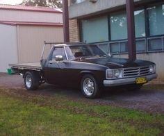 Holden One Tonner OLDSKOOL by 2Door http://www.gmbuilds.net/holden-one-tonner-oldskool-build-by-2door