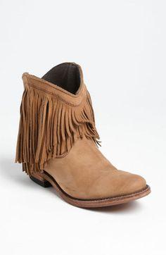 Liberty Black Short Fringe Boot | $229 NEED