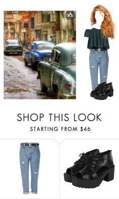 """Untitled #352"" by emilylouise1311 ❤ liked on Polyvore featuring River Island"