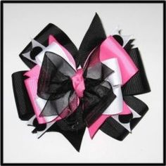 And they are so darn pretty, too!    ---How to Create Perfect Hair Bows Every Time - Boutique, Butterfly, Pinwheel, Korker, Lined clip, Trendy clip,...