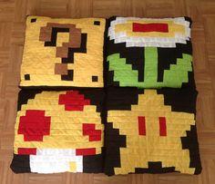 SMB Pillows