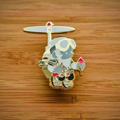 Copter Squad || BattleTails Pins – Huck Gee Inc