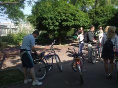 Erlebe Paris und seine umliegenden Dörfer mit dem Fahrrad auf unserer 3-stündigen Fahrradtour.
