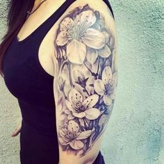 18 Amazing Half Sleeve Tattoos for Girls (2)