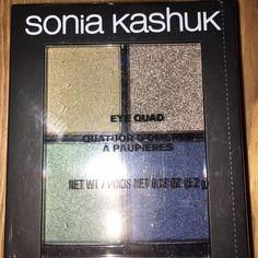 Sonia Kashuk Island Dreams 45 Eye Quad Eyeshadow Sonia Kashuk Island Dreams 45 Eye Quad Eyeshadow. Sonia Kashuk Makeup Eyeshadow