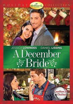 December Bride New Dvd Daniel Lissing, Jessica Lowndes Christmast Wedding DVD Family Christmas Movies, Hallmark Christmas Movies, Hallmark Movies, Christmas Time, Holiday Movies, Christmas Scenes, Family Movies, Christmas 2017, Películas Hallmark