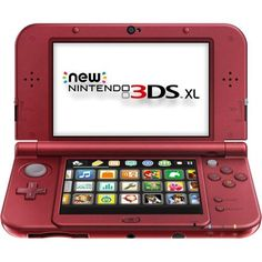 Sell My New Nintendo XL in Used Condition for 💰 cash. Compare Trade in Price offered for working New Nintendo XL in UK. Find out How Much is My New Nintendo XL Worth to Sell. Nintendo 3ds Games, Nintendo News, Wii Games, Nintendo Consoles, Games Consoles, Super Nintendo, Arcade Games, Wii U, Fiestas