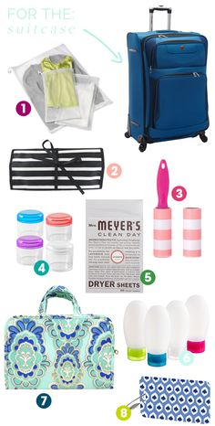 IHeart Organizing: Quick Tip Tuesday: Oragnized Travel