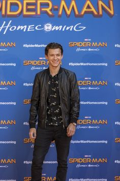 Cute Photos Spider Man Tom Holland | 40+ Times Tom Holland Had Our Spidey Senses Tingling | POPSUGAR Celebrity UK Photo 8