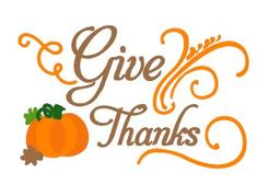 Designs :: Occasions :: Thanksgiving :: Give Thanks