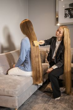 Beehive Hairstyles, Casual Hairstyles, Party Hairstyles, Wedding Hairstyles, Women Haircuts Long, Medium Hair Styles, Long Hair Styles, Long Blond, Voluminous Hair