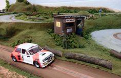 Tyneside Club Rally Track - Page 3 - Tracks & Scenery Slot Car Race Track, Slot Car Racing, Slot Car Tracks, Slot Cars, Race Cars, Jack O'connell, Grand Prix, Spas, Toyota Canada