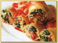 Cooking with Cathy's Recipes: Canelloni