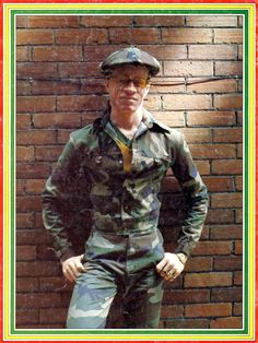 YELLOWMAN, photo from Reggae Quarterly, Issue #2 © Beth Lesser