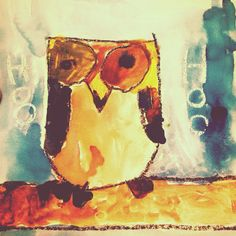 #AnthoPicasso #watercolor #art #picasso
