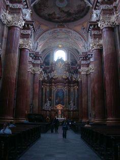Poznan// Collegiate Church// Bartlomiej Nataniel…