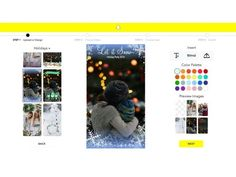 Snapchat releases custom holiday geofilters http://qoo.ly/cv4yu
