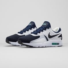 """""""Will you be copping the @nike Air Max Zeros? Head over to our site to see more on Tinker Hatfield's very first Air Max Design."""""""
