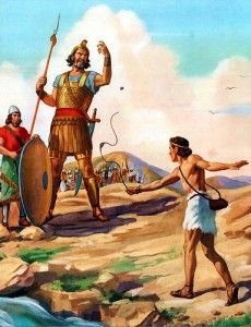 Pictures of King David (Man after God's own heart)