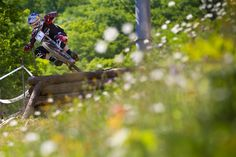 Aaron gwin can rip it up!