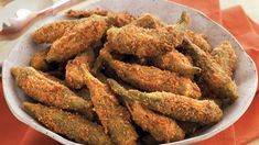 Looking for delicious appetizers made using pecans and Original Bisquick® mix? Then try this fried okra recipe.