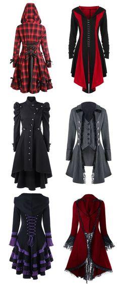 Veste gothique punk lolita steampunk burlesque sangle laçages cuir PunkRave R
