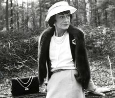 CHANEL with Iconic 2.55 handbag #Timeless, Coco had a secret compartment in the 2.55 to carry secret love letters