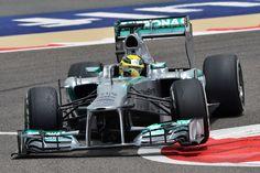 Rosberg bouscule les cadors