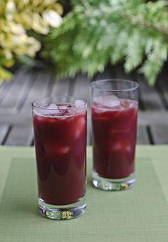 Beet, Pomegranate & Orange Smoothie - Love Beets