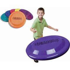 Classic Flying Discs, Set of 6