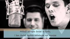 Michael Ball & Il Divo - Love Changes Everything (Miłość zmienia wszystko)