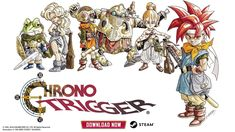CHRONO TRIGGER (Steam)  Launch Trailer