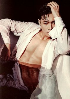 YIXING // lose control photobook