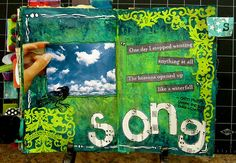 S is for Song by Michelle Rydell, via Flickr