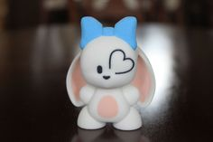 Own a Minx Bunny collectible toy: http://www.shouldbee.com/products/jmkit-minx-bunny-figure